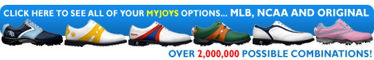 FootJoy MyJoys Golf Shoes