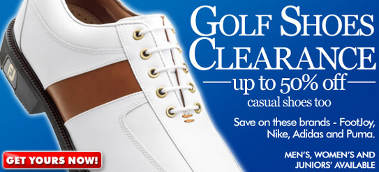 Golf Shoes Savings at Golf Locker