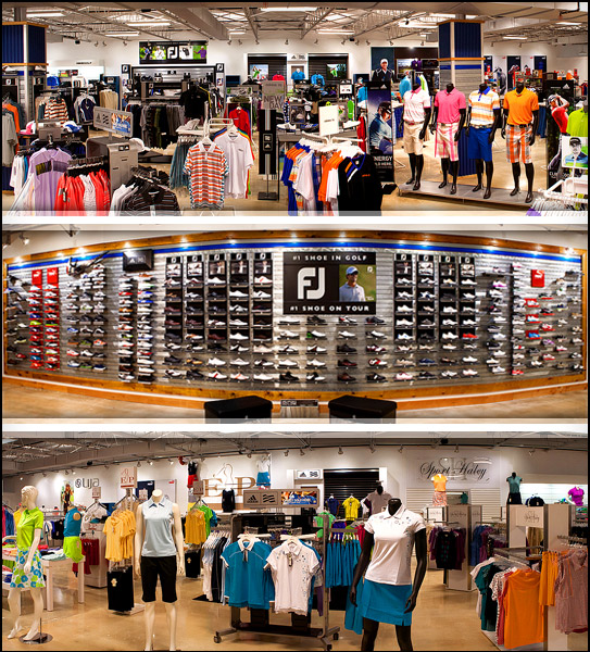 Golf Locker Retail Superstore - Tampa, FL