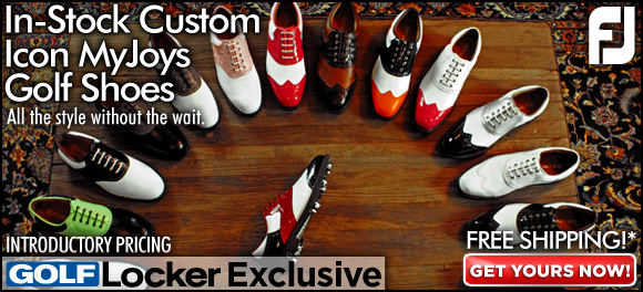 FootJoy In-Stock Custom Icon MyJoys Golf Shoes