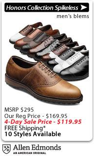 Blemished Golf Shoes For Sale