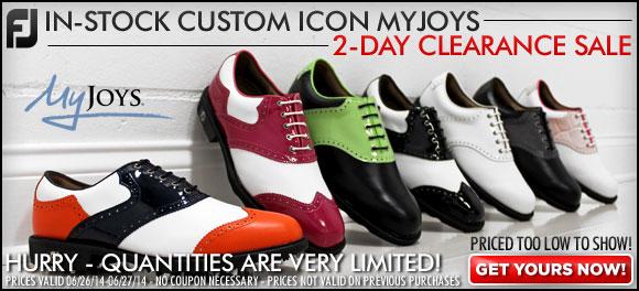 Custom MyJoy Shoes