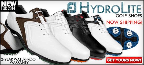 FootJoy FJ HydroLite Golf Shoes