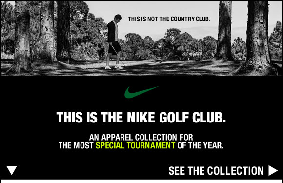 Nike Golf Club Collection