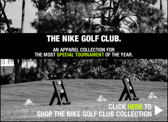 Nike Golf Club Collection - Amplified First Major Edition