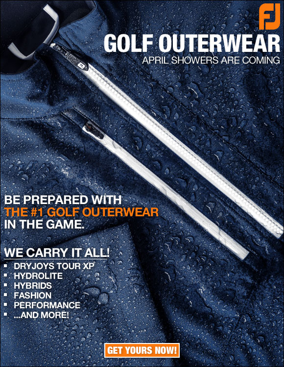 FJ Golf Outerwear