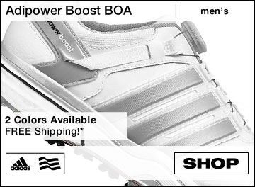 Adidas Adipower Boost BOA Golf Shoes