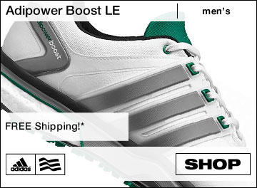 Adipower Boost Golf Shoes - First Major Limited Edition