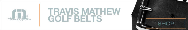 Shop Travis Mathew Golf Belts