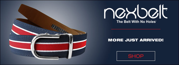 Nextbelt - The Golf Belt With No Holes