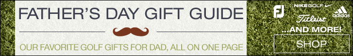Golf Locker Father's Day Gift Guide