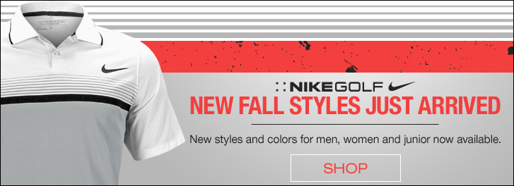 Nike Fall 2015 Golf Apparel Just Arrived
