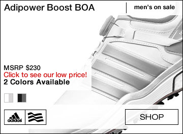 Adipower Boost BOA Golf Shoes - ON SALE