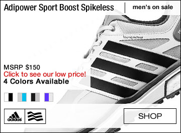 Adipower Sport Boost Spikeless Golf Shoes - ON SALE