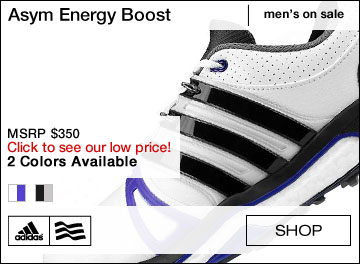 Asym Energy Boost Golf Shoes - ON SALE