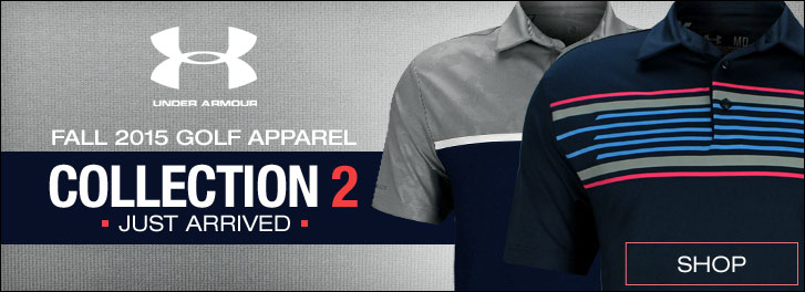 Under Armour Fall 2015 Collection 2 Golf Apparel Just Arrived
