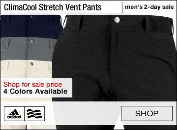 Adidas ClimaCool Stretch Ventilation Golf Pants - TWO DAY SALE