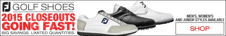 FJ Golf Shoes Closeouts Going Fast