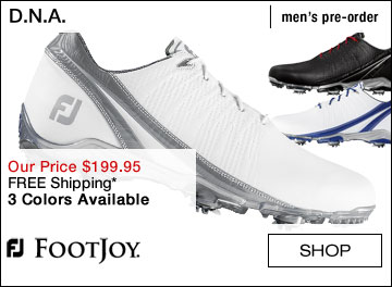 The New FJ D.N.A. Golf Shoes - Pre-Order Now