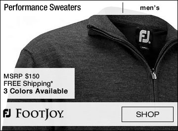 FootJoy Performance Golf Sweaters