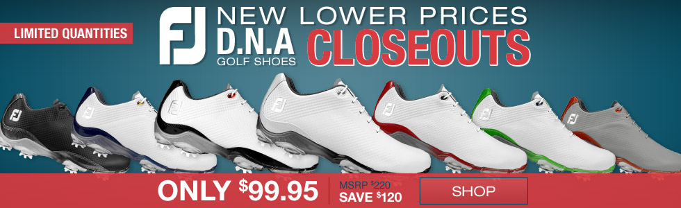 FJ D.N.A. Golf Shoes - CLOSEOUTS