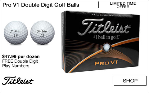Titleist Pro V1 Double Digit Golf Balls