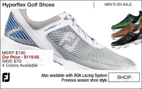 FJ Hyperflex Golf Shoes - ON SALE