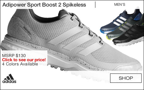 Adidas Adipower Sport Boost 2 Spikeless Golf Shoes