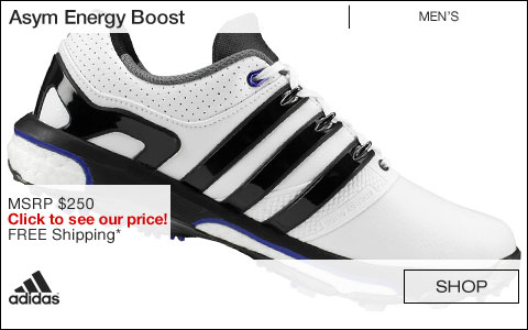 Adidas Asym Energy Boost Golf Shoes