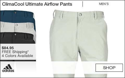 Adidas ClimaCool Ultimate Airflow Golf Pants