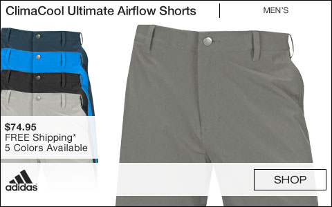 Adidas ClimaCool Ultimate Airflow Golf Shorts