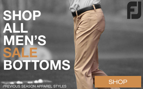New Styles Just Added - FootJoy Previous Season Golf Bottoms Sale