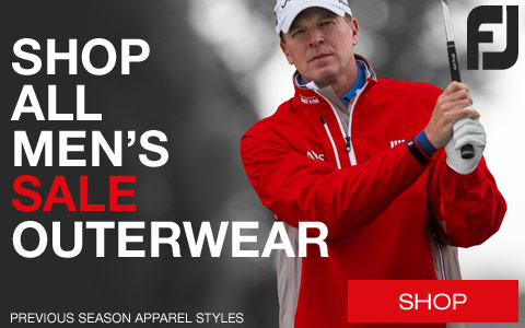 New Styles Just Added - FootJoy Golf Outerwear Sale
