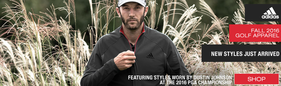 Shop All Adidas Golf Apparel