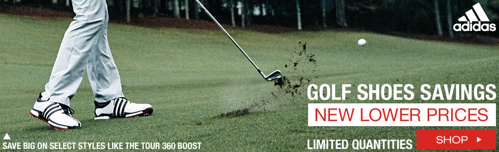 Adidas Golf Shoes Closeouts - New Lower Prices