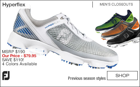 FJ Hyperflex Golf Shoes - CLOSEOUTS