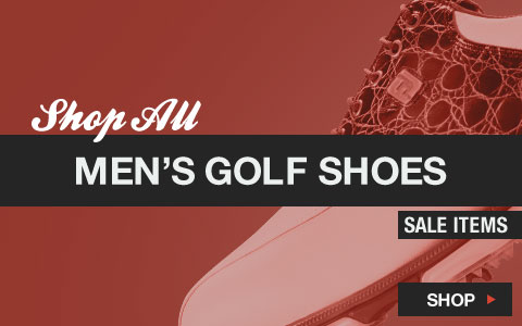 Click Here to Shop All Men's Golf Shoes Sale Items
