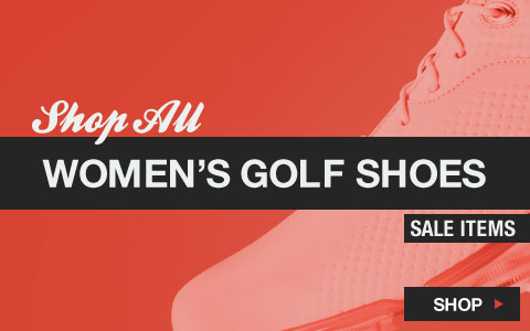 Click Here to Shop All Women's Golf Shoes Sale Items