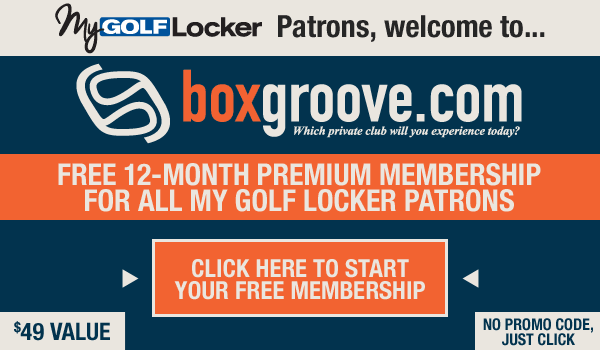 Free 12-Month Boxgroove Premium Membership for All My Golf Locker Patrons