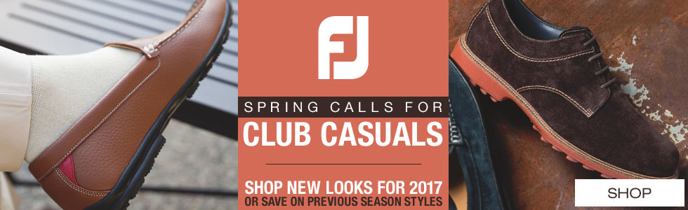 Spring Time Calls for FJ Casuals
