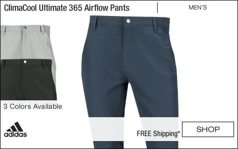 Adidas ClimaCool Ultimate 365 Airflow Golf Pants