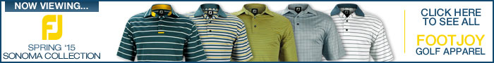 Now Viewing FJ Spring 2015 Sonoma Collection Golf Apparel