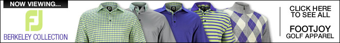 FJ Fall 2015 Berkeley Golf Apparel Collection