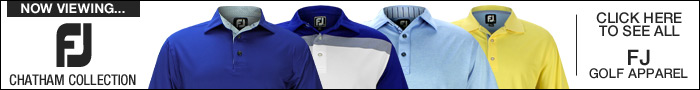 FJ Spring 2016 Golf Apparel - Chatham Collection