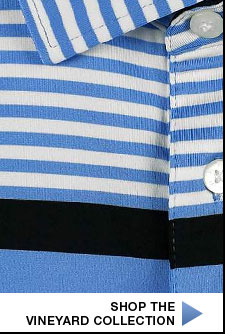 FootJoy Spring 2015 Golf Apparel - Vineyard Collection