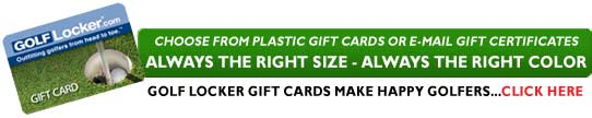 Golf Locker  Gift Cards and Email Certificates