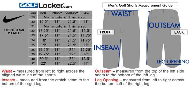 Nike Golf t Shirt Nike Dri-fit Tour Pleated Golf