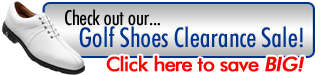 Golf Shoes Clearance Sale
