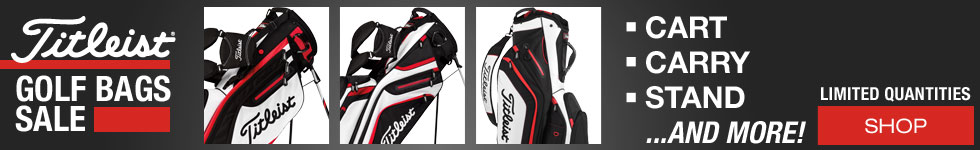 Titleist End of Season Golf Bags Sale