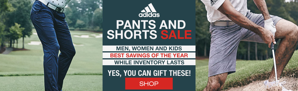 Adidas Pants and Shorts Sale - Limited Time